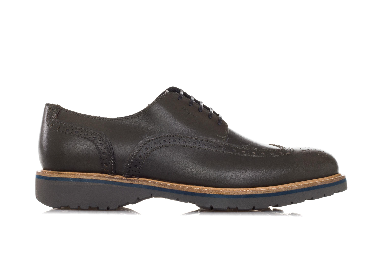 SALVATORE FERRAGAMO Mens Shoes Lace-Up