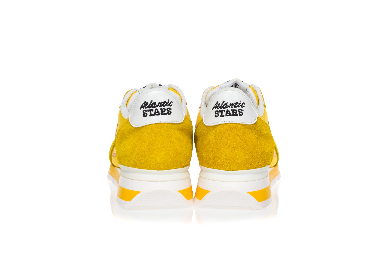 Details about ATLANTIC STARS Uomo Donna Scarpe Sneakers ANTARES ARGO VEGA GEMMA Pelle Camoscio
