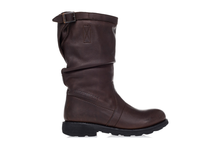 Bikkembergs damen schuhe biker stiefel vintage mid boot