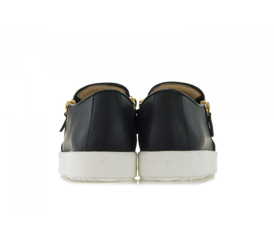 "Sneakers slip-on ""eve"" in pelle"