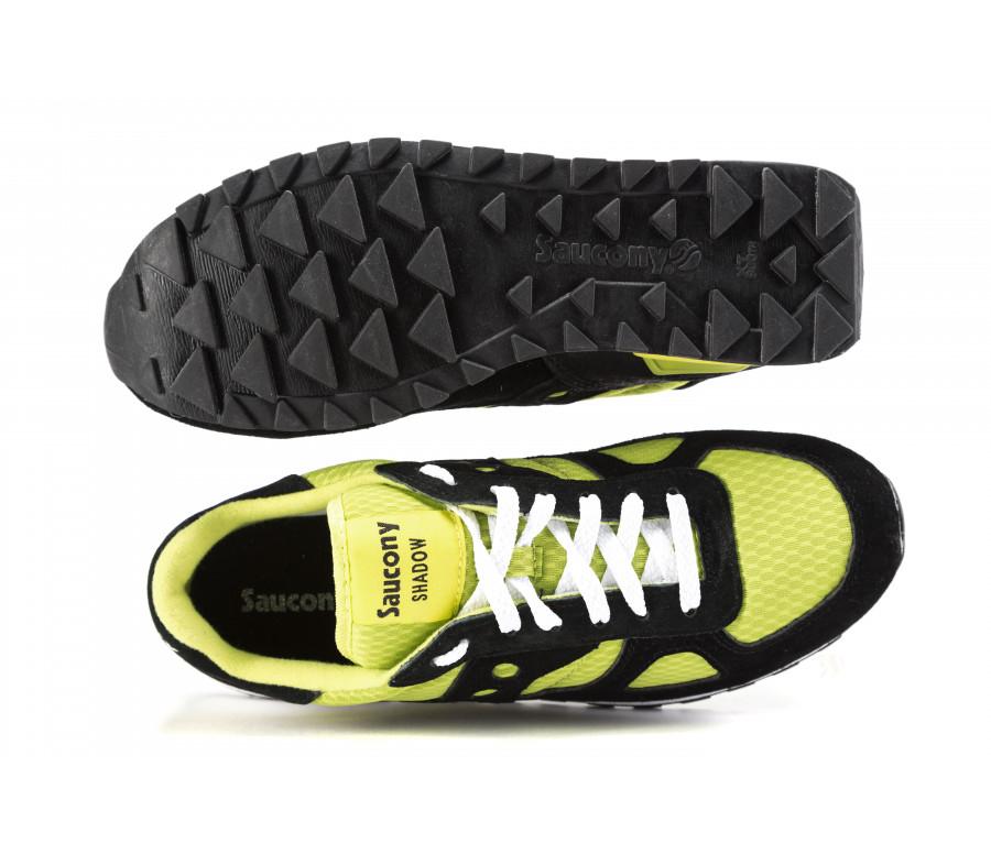 "Sneakers ""shadow original"" in tessuto mesh e camoscio"