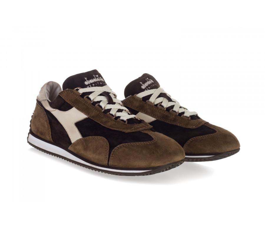 'Equipe S. Sw' Suede Sneakers