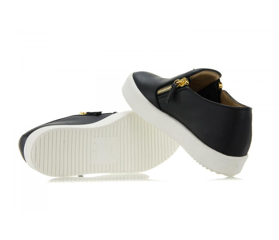 """Slip-on sneakers aus leder """"eve"""""""