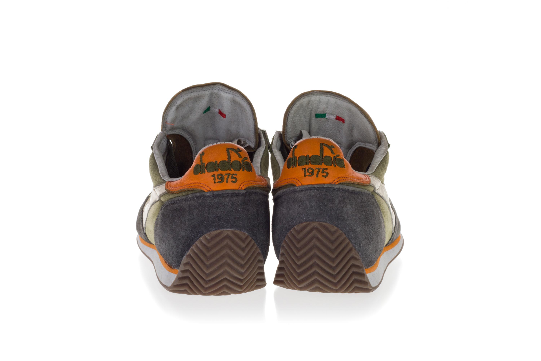 DIADORA HERITAGE EQUIPE Scarpe Sneakers Uomo Donna STONE WASH 12 ... 9c2fa9d86b0